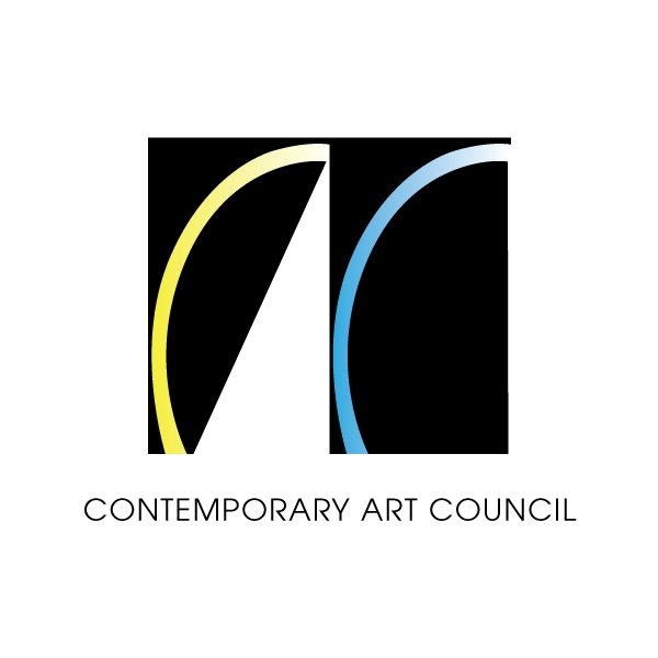 contemporary art council logo