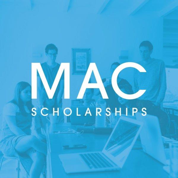 mac scholarship crowdfunding